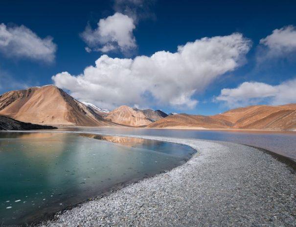 Lac salé Tso Kar