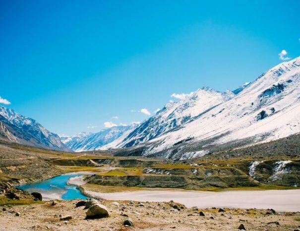 Ladakh Cachemire montagne