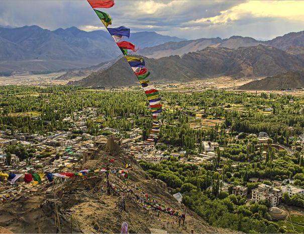 Village Leh Montagne